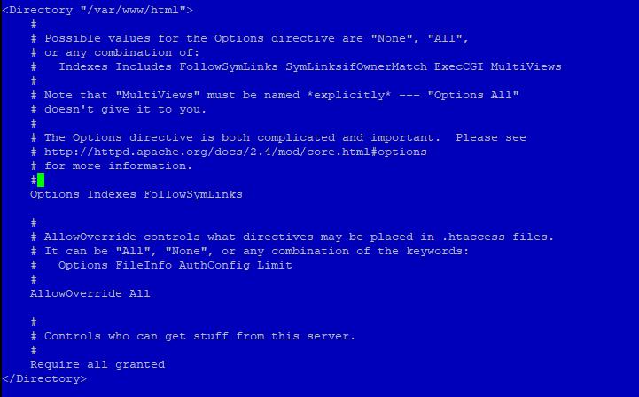 Разрешение обработки файлов
